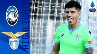 Atalanta 1-3 Lazio | Correa e Muriqi per il sorpasso al quinto posto | Serie A TIM