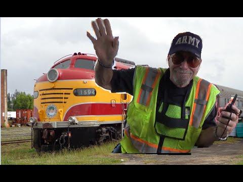 """Gold Coast Railroad Museum """"A day in the life"""" Miami,Fl"""