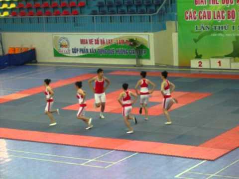 Aerobic - Trường THPT Đức Trọng - Lâm Đồng