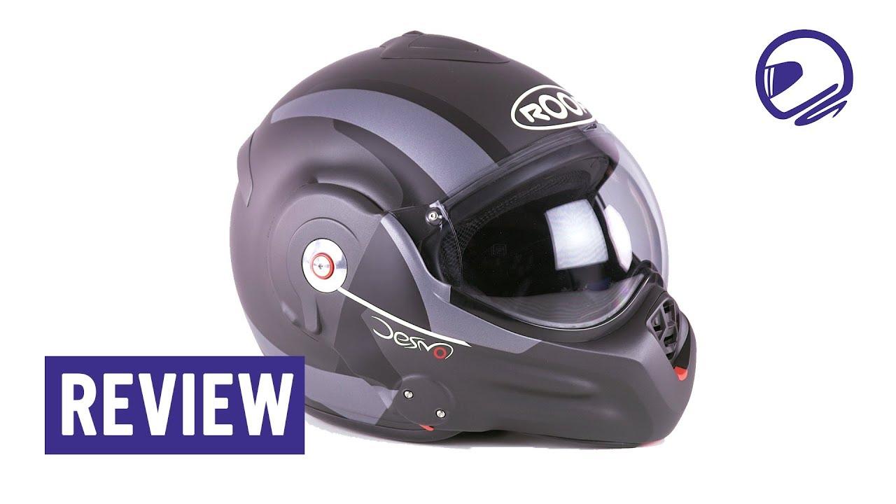 Roof Desmo 3 Motorhelm Review Motorkledingcenter Youtube