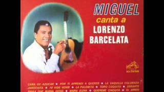 miguel canta a lorenzo barcelata miguel aceves mejia 1967 album completo