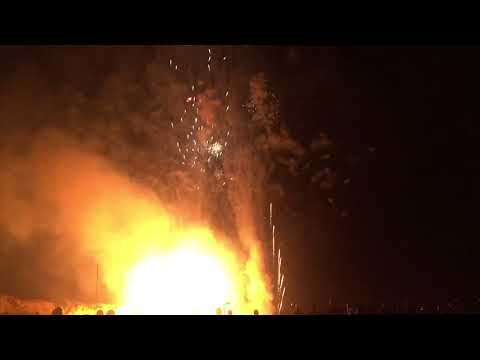 FINALE ONLY - 2018 Colorado School Of Mines E-Days Fireworks Show In HD (Lost At SE-A-DAYS)