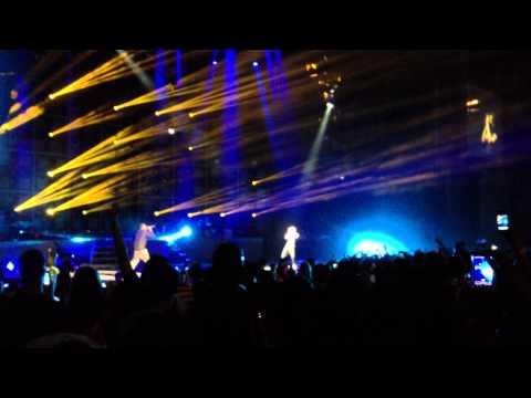 Drake & Meek Mill - Amen & I'm a Boss [Live] [HD]