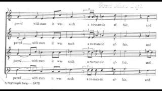 A Nightingale Sang in Berkeley Square - Alto