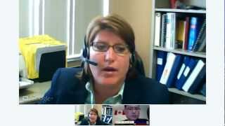 Social media interview with Royal Canadian Mounted Police Ontario expert Jean Turner-Floyd