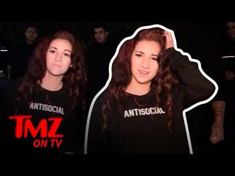 Cash Me Ousside' Girl Has A Message For Harvey Levin | TMZ TV