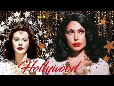 Classic Hollywood Inspired Makeup - Hedy Lamarr Makeup Tutorial - Vintage Red Lip | Bailey Sarian thumbnail