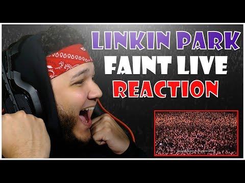 🎤 Hip-Hop Fan Reacts To Linkin Park - Faint Live 🎸