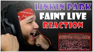 🎤 Hip-Hop Fan Reacts To Linkin Park - Faint Live 🎸