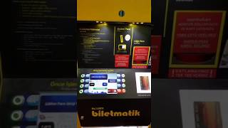 How To charge your Istanbul card-Istanbulkart Biletmatik Yükleme-