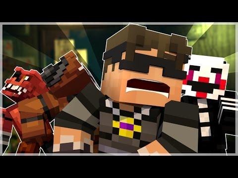Minecraft FIVE NIGHTS AT FREDDY'S HIDE N SEEK 3!
