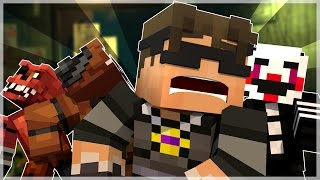 Minecraft FIVE NIGHTS AT FREDDY'S HIDE N SEEK 3!