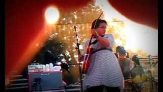 Alabama Shakes-Makin Me Itch Front Row ACL 2012