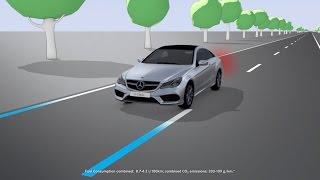 E-Class: Active Lane Keeping Assist - Mercedes-Benz original