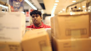 'Uncharted waters': Behind the scenes of the supermarket restock chaos