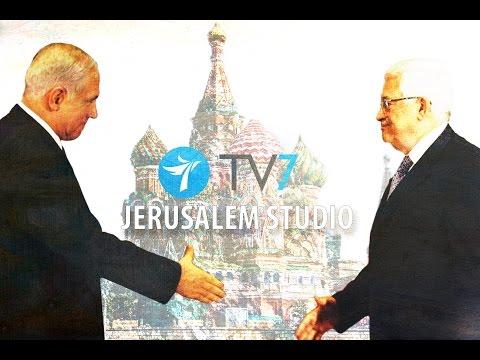 "Jerusalem Studio: ""Russian initiative to advance Israeli-Palestinian peace negotiations"""