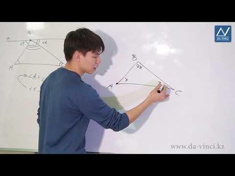 Как доказать что сумма углов треугольника равна 180 градусов