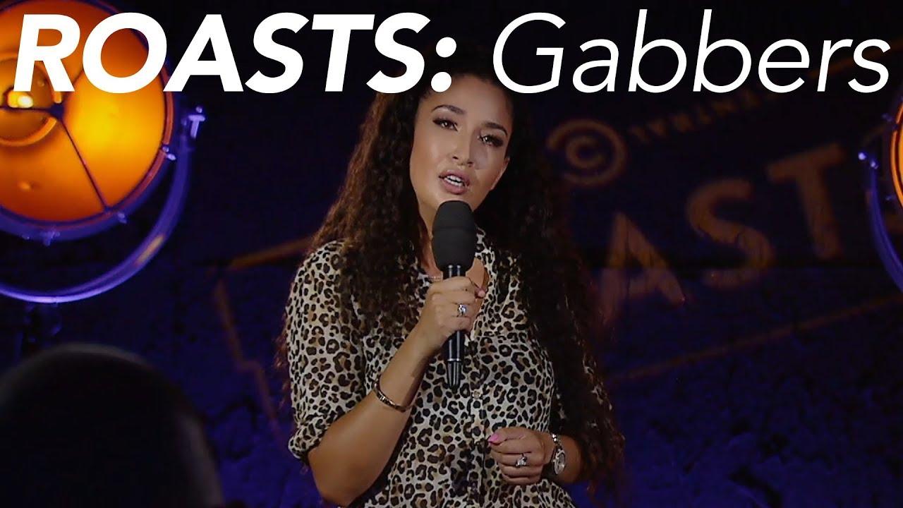 Gabbers roasten met snoeiharde grappen | Comedy Central Roasts #7