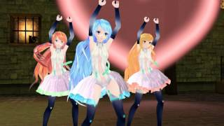 MMD Aphmau Live For The Night