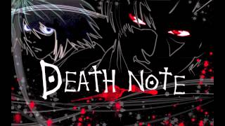 Death Note - (Ending 3) Full Song