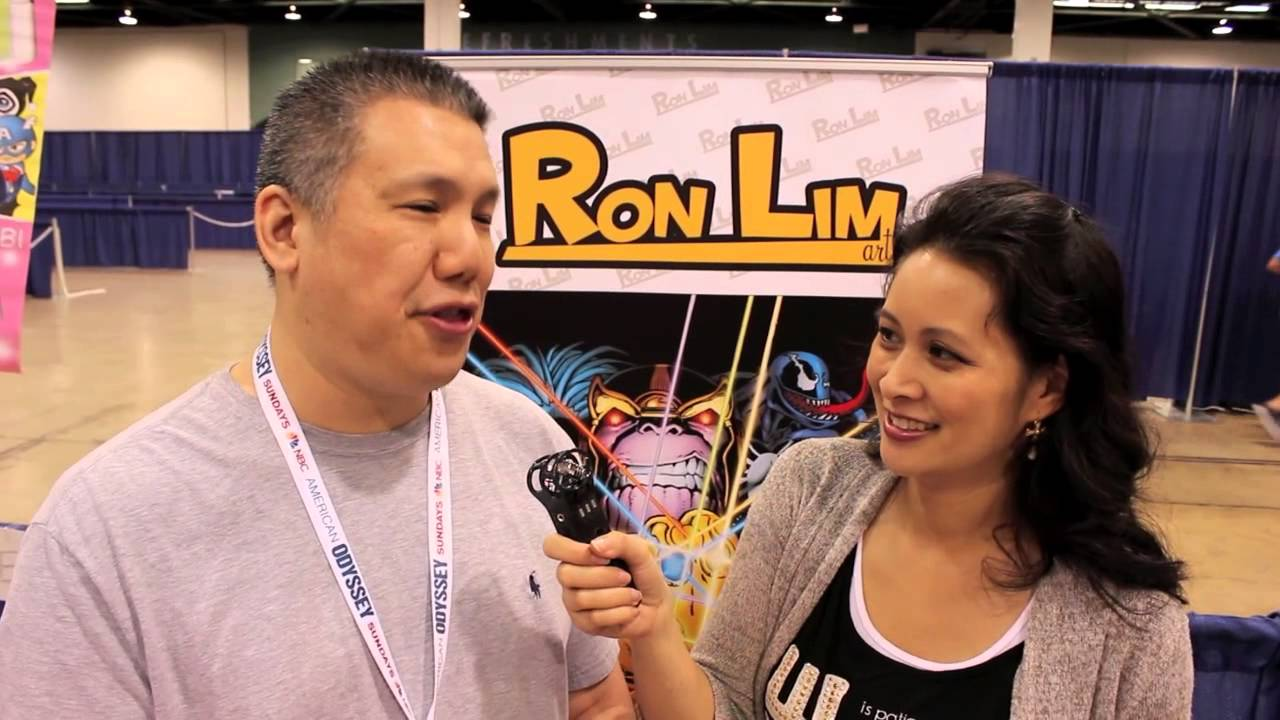 Ron Lim Discover 5 Things about Marvel Comic Book Artist Ron Lim YouTube