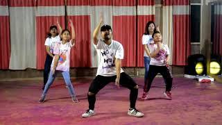 Baaghi 3: BHANKAS | Royal dance crew| Bappi Lahiri,Dev Negi,Jonita Gandhi | Tanishk Bagchi  /Cherogr