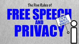 Free Speech and Privacy