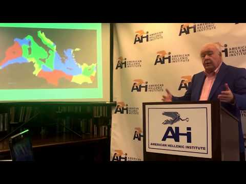 "AHI Noon Forum: ""Turkey's Claims to the Eastern Mediterranean: Myth & Reality"""