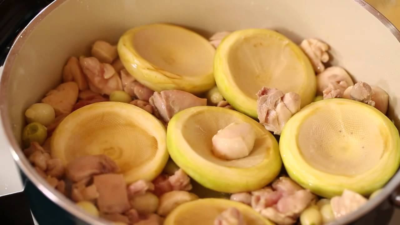 Tavuklu Terbiyeli Enginar Yemeği Tarifi – Tavuklu Tarifler