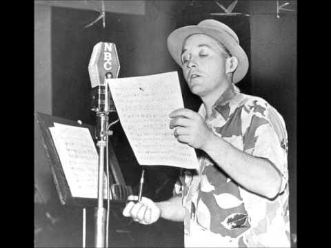 "Bing Crosby - ""Iowa"" (Blow Up)"