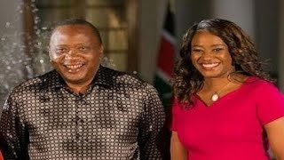 KANZE DENA APPOINTED AS DEPUTY STATES SPOKESPERSON BY UHURU KENYATTA