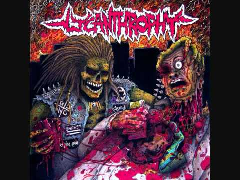 Lycanthrophy - Born With Debts