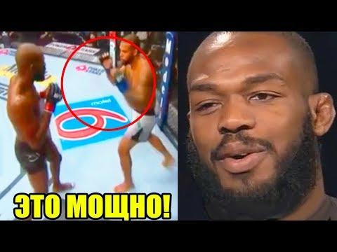 ОБЗОР БОЯ ДЖОН ДЖОНС ПРОТИВ ТИАГО САНТОСА UFC 239! 10 ЗАЩИТА ТИТУЛА ЧЕМПИОНА ДЛЯ ДЖОНСА
