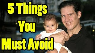 5 Terrible Things You Must Avoid in Life or Else...
