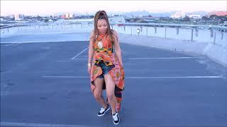 Ashlynn Erasmus Freestyle to Freak Me By Ciara feat. Tekno