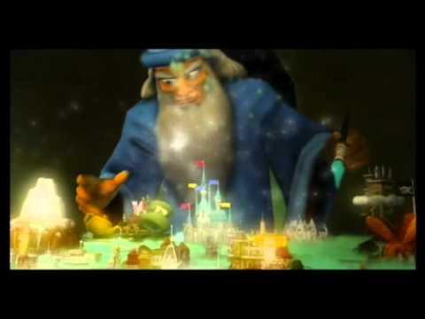 Disney Epic Mickey-ITA-Parte #00-Prologo
