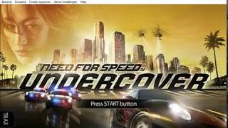 Need For Speed Undercover PSP - Part 1 - Introduction & Race #1 - Swamp (Circuit)