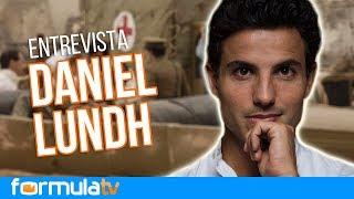 Daniel Lundh presenta a Larbi Al Hamza, su personaje en 'Tiempos de guerra'