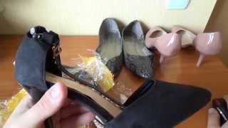 видео Женская летняя обувь - Размер - 33