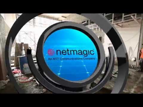 Making Of India's Largest Data Center In Mumbai – Netmagic Mumbai DC5