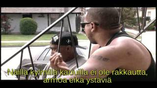 2Pac - Letter 2 My Unborn Child (Finnish Subtitles)