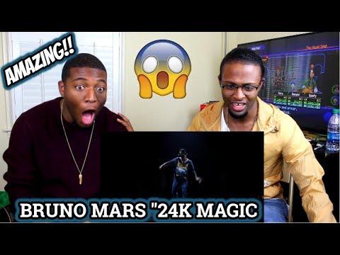 Bruno Mars - 24K Magic [American Music Awards...