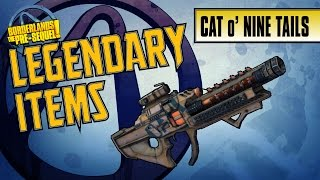 Borderlands the Pre-Sequel *CAT o