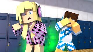 ♫ MENINA FEDIDA - GahMarin (Minecraft Música)
