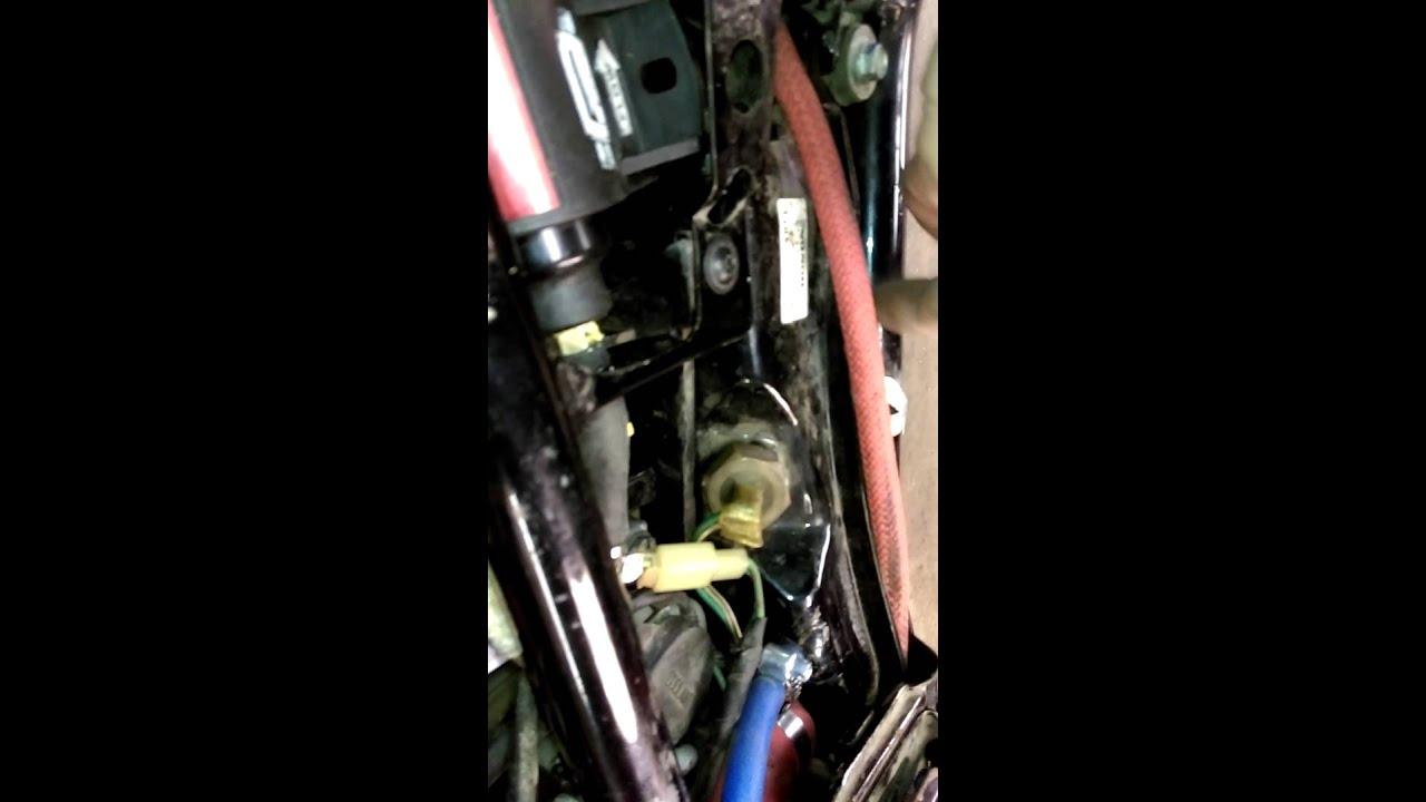fuel pump change honda magna [ 1280 x 720 Pixel ]