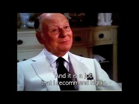 "Sir John Gielgud in ""Arthur"" (1981)"
