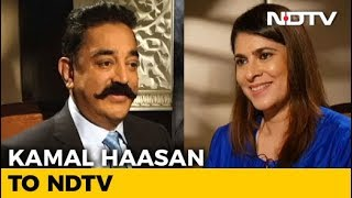 The NDTV Dialogues With Kamal Haasan