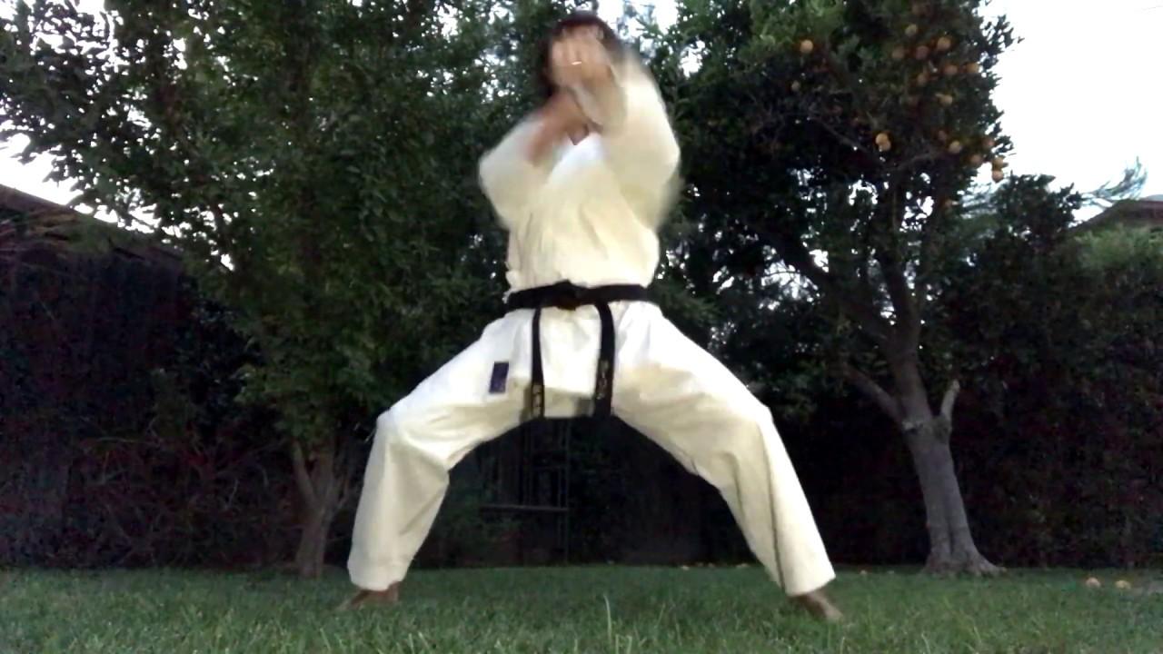 Karate Kill Drill