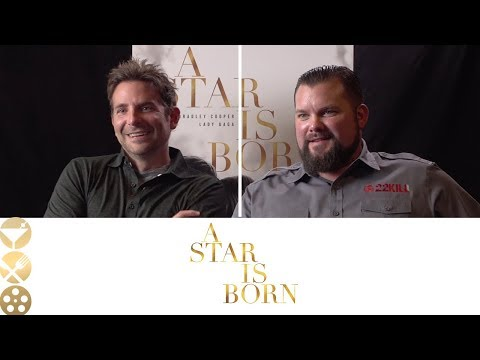 Bradley Cooper Talks Performing LIVE | A Star Is Born 2018 Interview