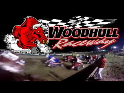 CRSA Sprints @ Woodhull Raceway - A Main -  Super Gen Champion Speed Cam -  6/10/17
